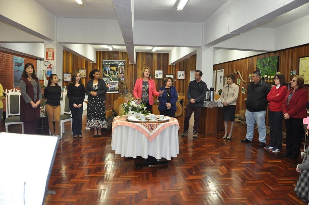 Ir para  <p><big>O Museu Regional do Alto Uruguai (MuRAU) da URI Erechim est&aacute; engajado na campanha nacional &ldquo;Primavera dos Museus&rdquo;, realizada pelo Instituto Brasileiro de Museus (IBRAM). Neste ano, o evento...