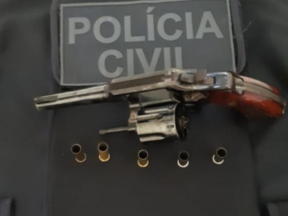 Polícia prende suspeito de feminicídio em Erechim