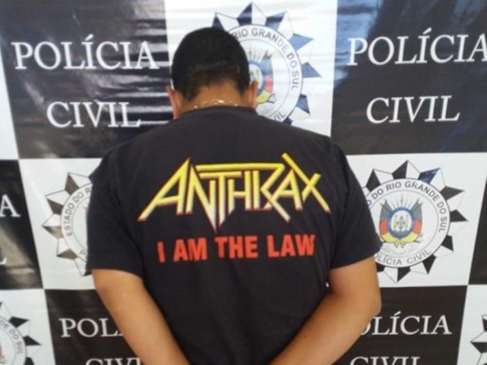 Polícia prende homem considerado um dos maiores traficantes de Erechim