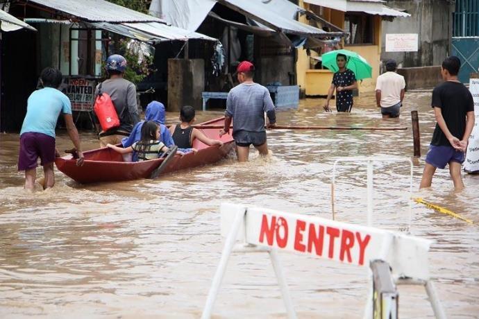 Tempestade deixa 68 mortos nas Filipinas.
