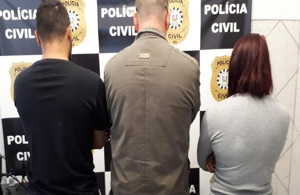 Ir para Três golpistas gaúchos são presos pela polícia de SC.