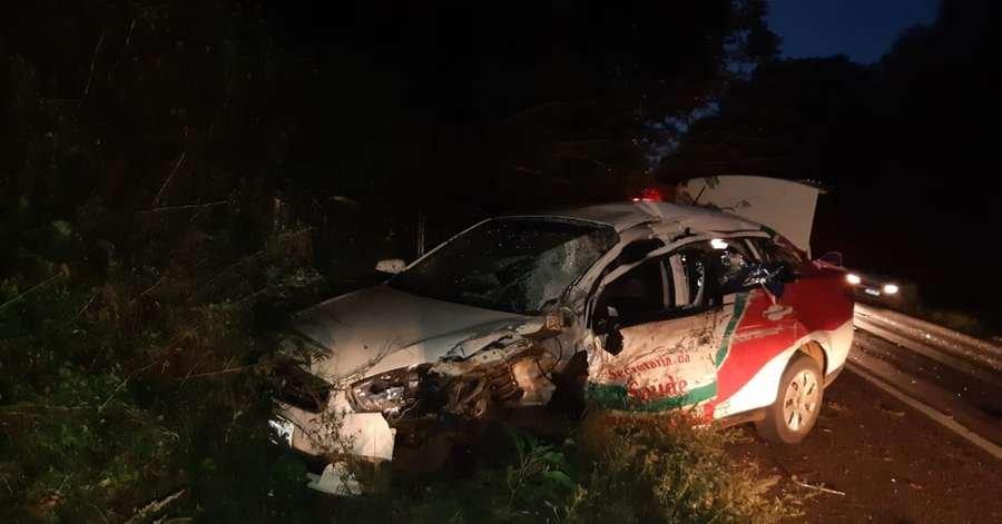 Ir para Paciente morre em acidente na BR 386, em Seberi.