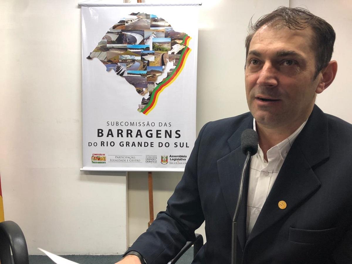Ir para Situação das barragens gaúchas será discutida em Erechim