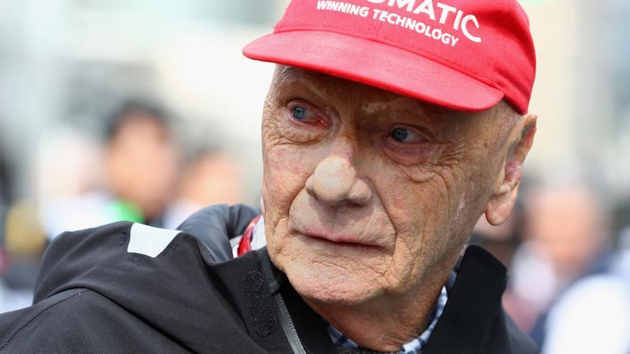 Ir para Morre aos 70 anos o tricampeão mundial de Fórmula 1 Niki Lauda.