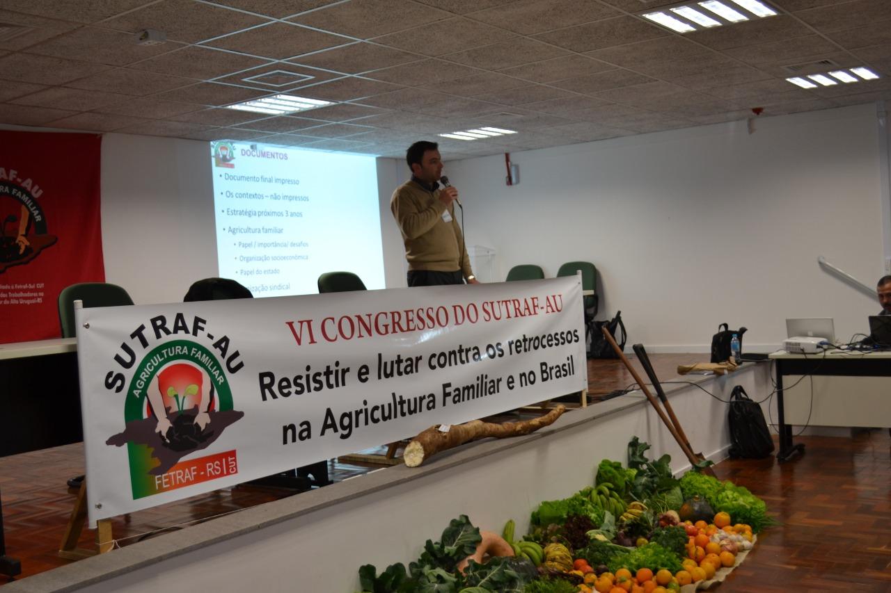 Ir para SUTRAF promove VI Congresso da Agricultura Familiar
