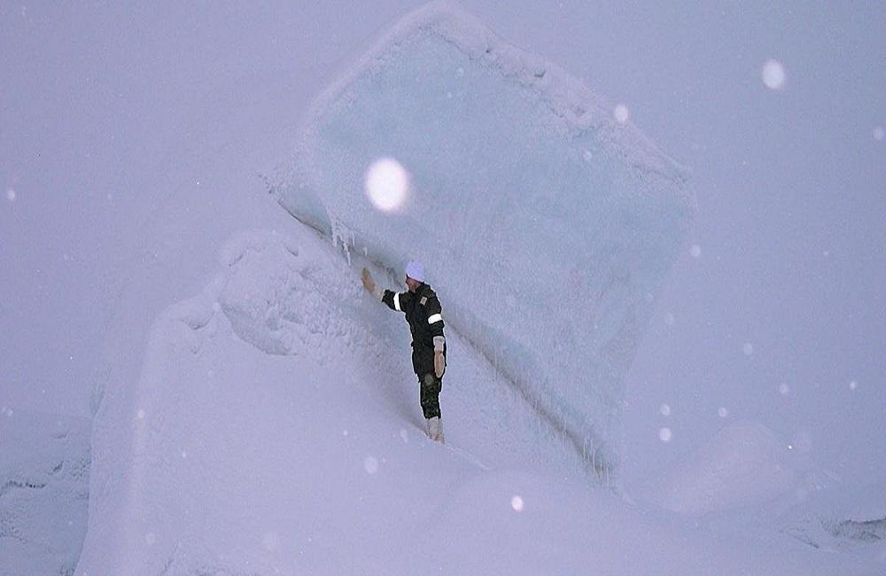 Ir para Localidade próxima ao Polo Norte registra calor recorde.