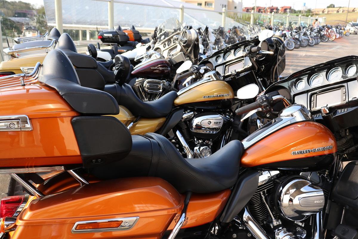 2º Encontro de Harleyros Machadinho Thermas