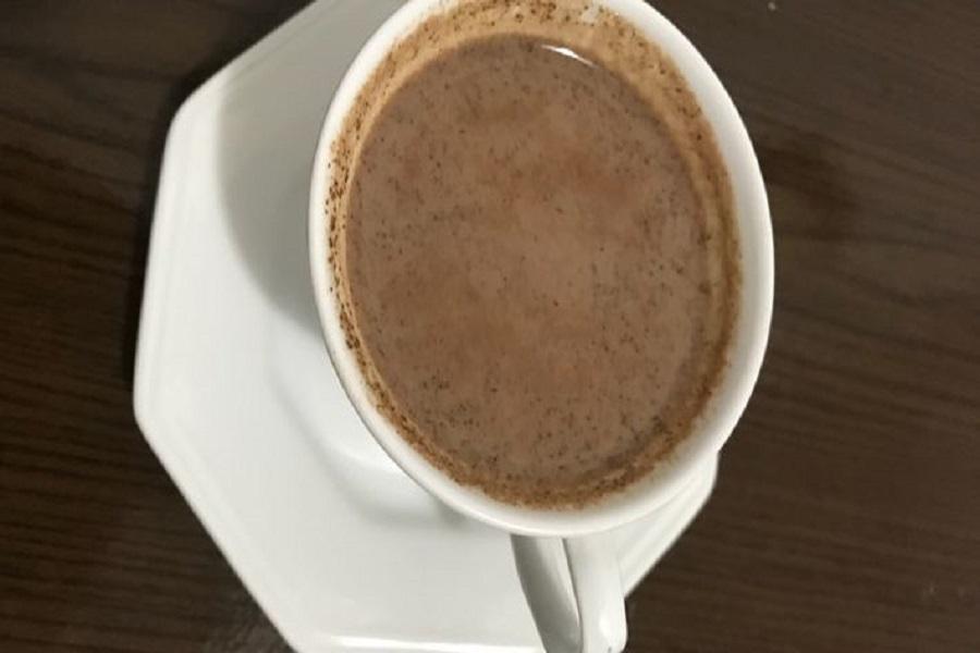 Chá de caramelo