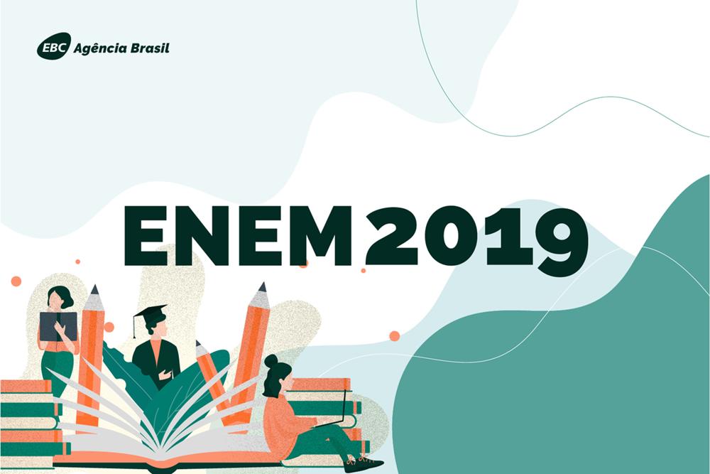 Inep divulga amanhã os locais de prova do Enem 2019
