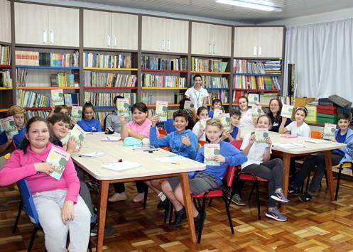 Mais de 70 escolas atendidas pela Educação Ambiental