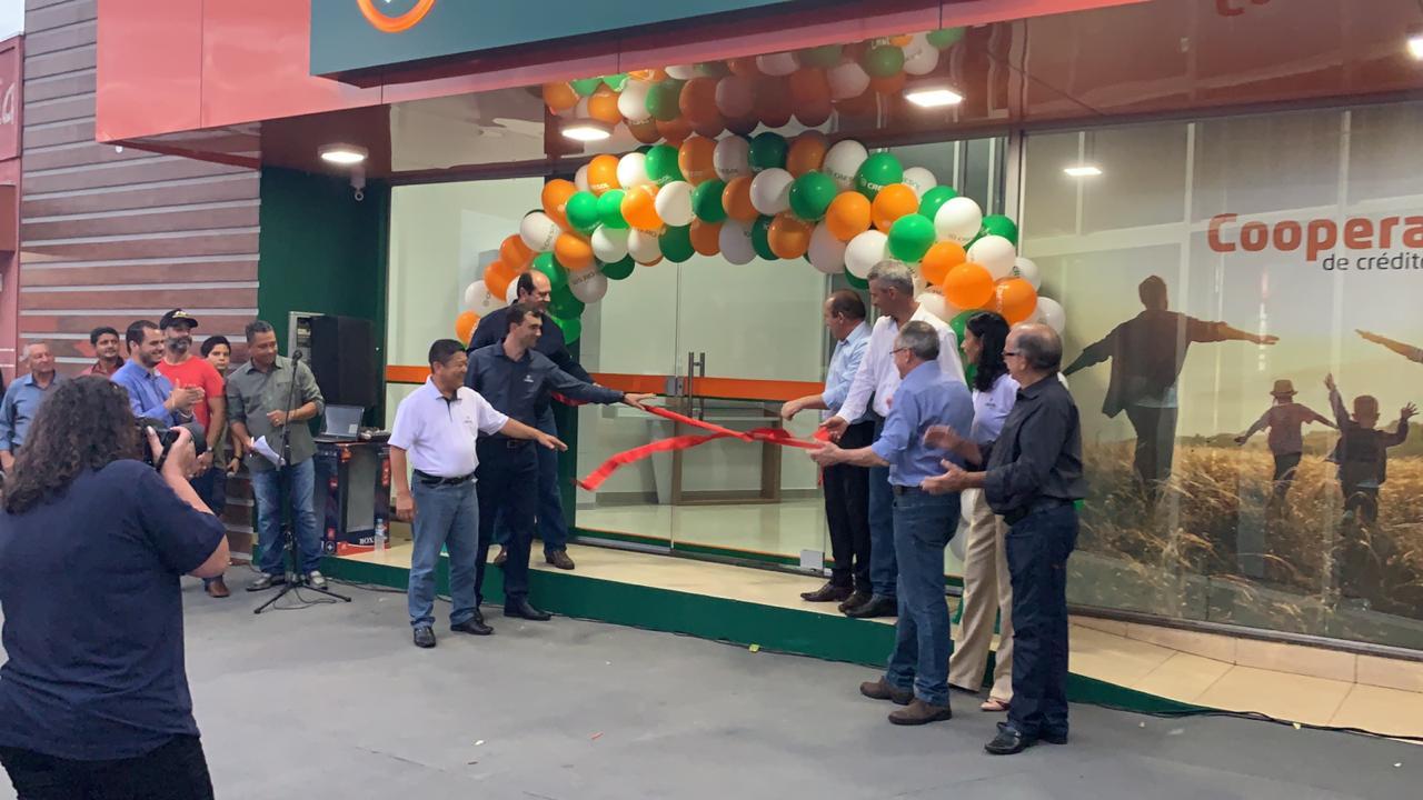 Cresol inaugura segunda agência de atendimento no Mato Grosso do Sul