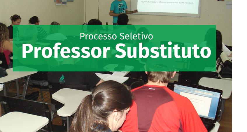 Ir para UFFS lança processo seletivo para professores substitutos
