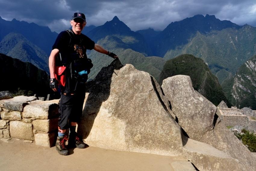 Ir para Professor da UFRGS desvenda mistério sobre a construção de Machu Picchu