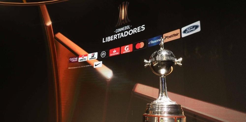 Ir para  <p><big>A Conmebol sorteou, na tarde desta sexta-feira, as chaves da Copa Libertadores de 2021. O evento ocorreu na sede da Conmebol, em Luque, no Paraguai.&nbsp;O Inter ter&aacute; como advers&aacute;rios no grupo B os...