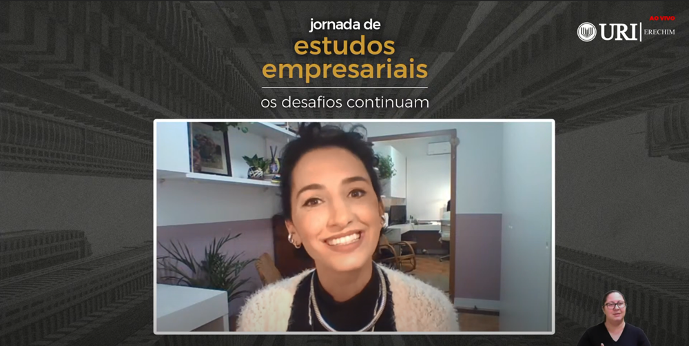 Ir para  <p><big>Com as confer&ecirc;ncias do empreendedor Marcus Rossi e a jornalista Alice Bastos Neves, foi aberta na noite desta segunda-feira, 31 de maio, a programa&ccedil;&atilde;o da Jornada de Estudos Empresariais da URI...