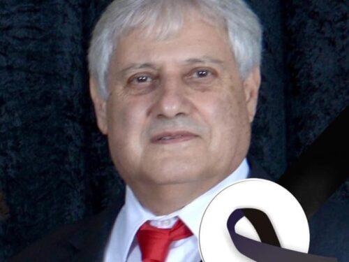Morre radialista erechinense Lauri Tonin